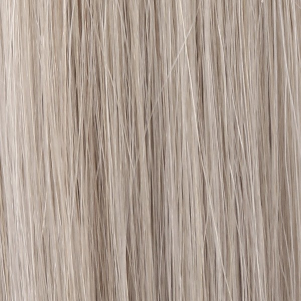 she by SO.CAP. Extensions #61 glatt 50/60 cm (gray ash blonde)