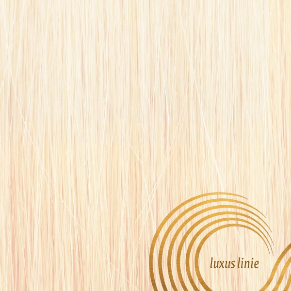 Hairoyal luxury line 40 cm #23 straight (white blonde)