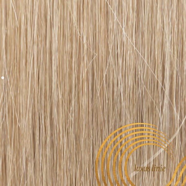Hairoyal luxus linie 40 cm #14 glatt (medium asch blond)