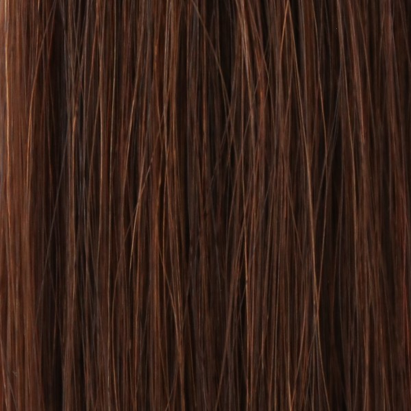 she by SO.CAP. Extensions #6 straight 35/40 cm (light chestnut)