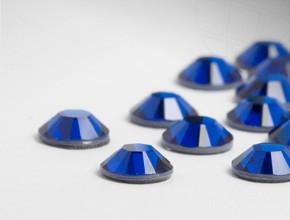 Swarovski Wimpernkristalle #Capri Blue 40 Stück