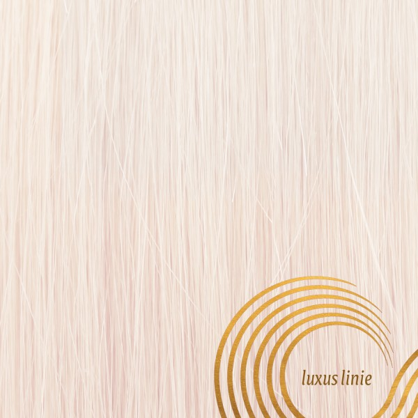 Hairoyal luxury line 40 cm #25 straight (white blonde ash)