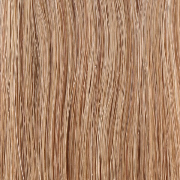 she by SO.CAP. Extensions #15 curly 50/60 cm (medium blonde nature)