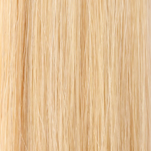 she by SO.CAP. Clip-on-Weft #1000 (platinum blonde ash)