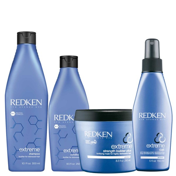 Redken EXTREME The complete set