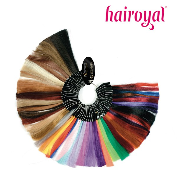 Hairoyal Colour Ring Synthetic