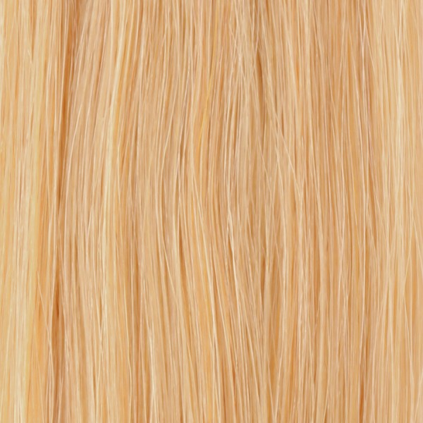 she by SO.CAP. Extensions #26 curly 50/60 cm (golden very light blonde)