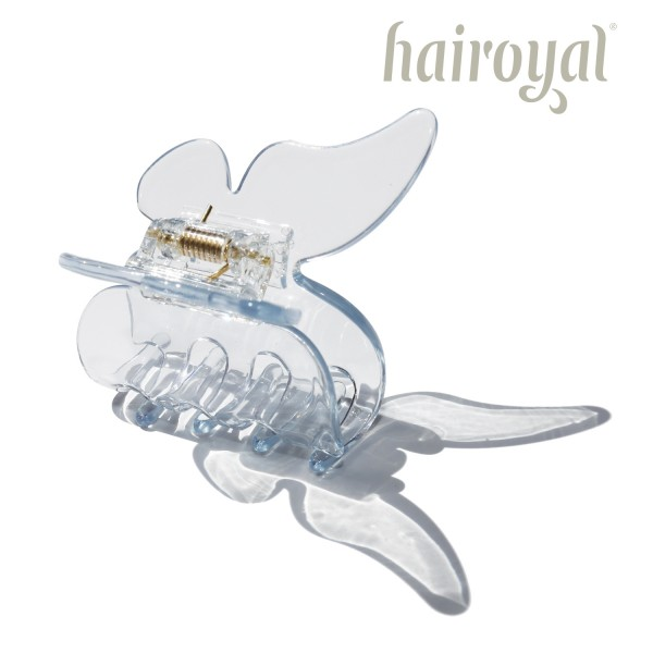 Hairclip Butterfly #crystal