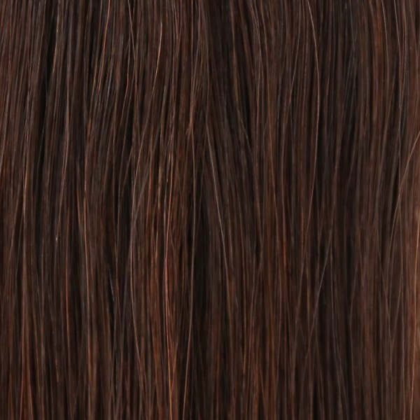 she by SO.CAP. Weft #4 straight (chestnut)