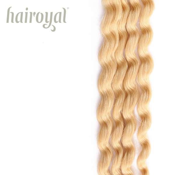 Hairoyal luxus linie 50 cm #20 Jerry Curl (light blonde)
