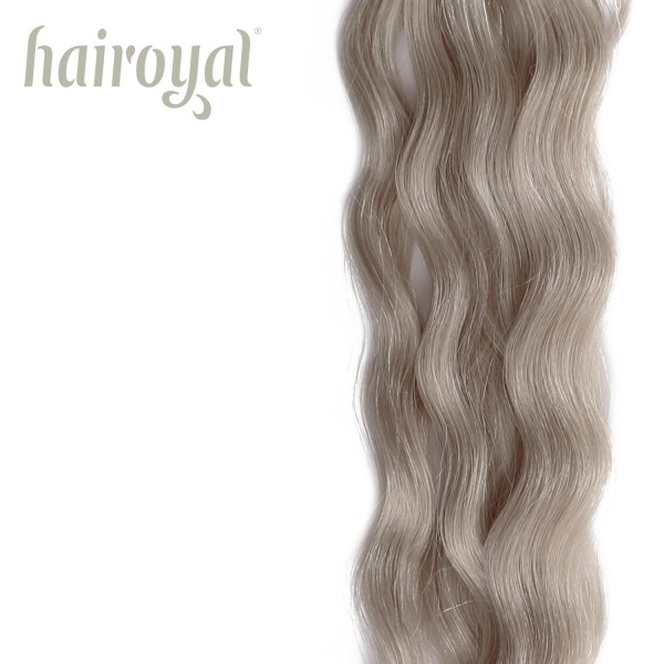 Hairoyal luxus linie 50 cm #59 New Wave (very light ash blonde)