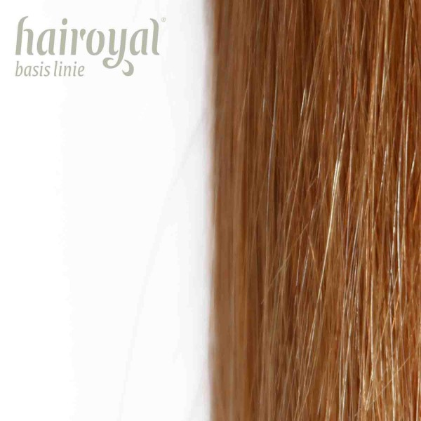 Hairoyal Extensions 40 cm #26 glatt (golden blonde)