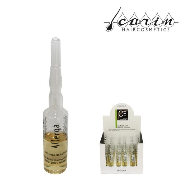 Hairoyal Keratinampulle 1 Anwendung