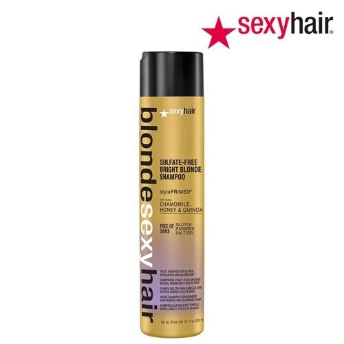 Sexyhair© Sulfate-Free Bright Blonde Shampoo