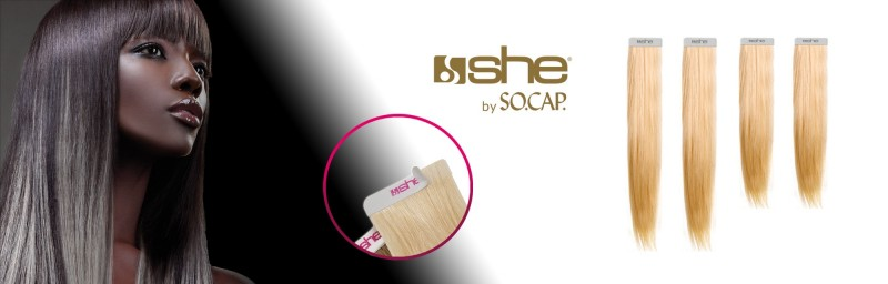 She By So Cap Tape Extensions In Top Quality Hairoyal Online Shop