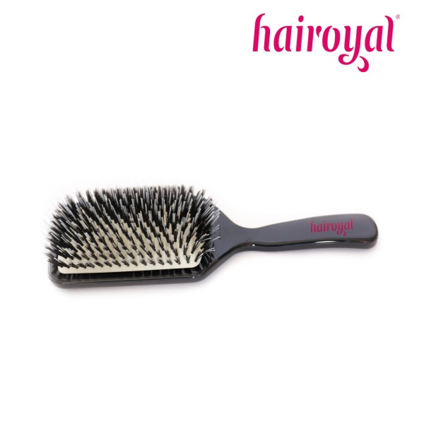 Hairoyal Extension Board Brush Square to blow-dry