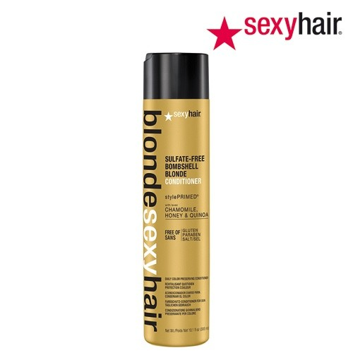 Sexyhair© Sulfate-Free Bombshell Blonde Conditioner