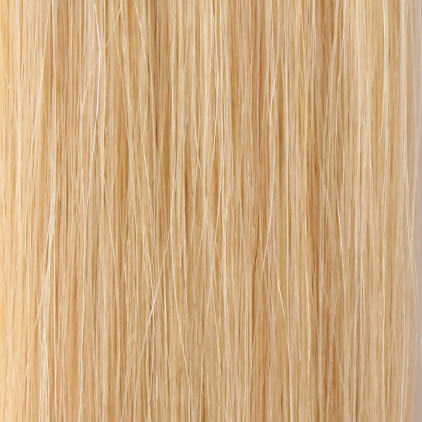 she by SO.CAP. Extensions #1001 straight 50/60 cm (platinum blonde)