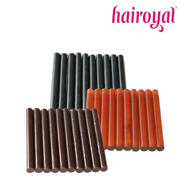 Hairoyal Keratinsticks 1 Piece - 100 % Keratin