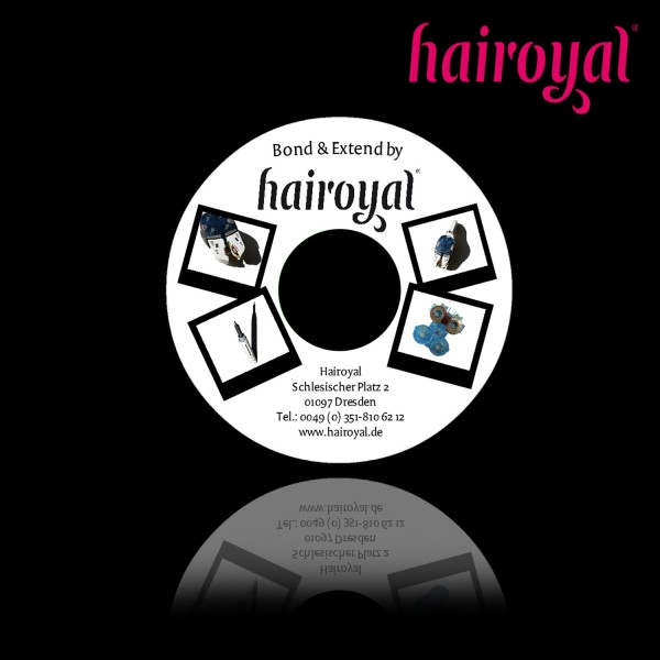 Hairoyal Bond&Extend Learning-CD - FOR FREE!