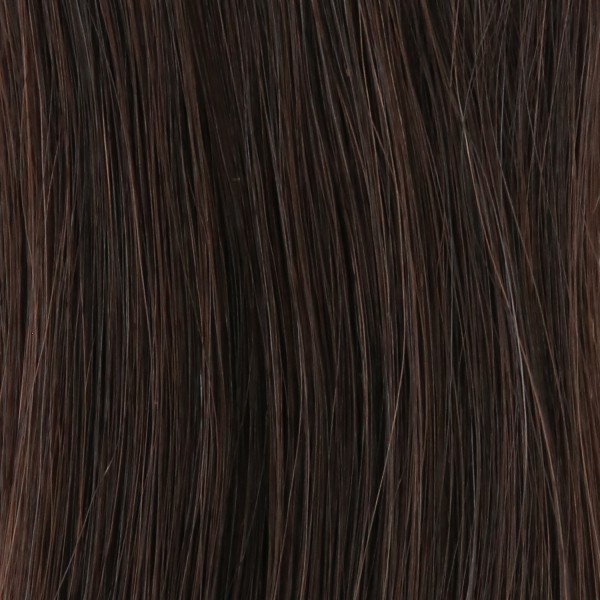 she by SO.CAP. Extensions #2 glatt 65/70 cm (dark chestnut)