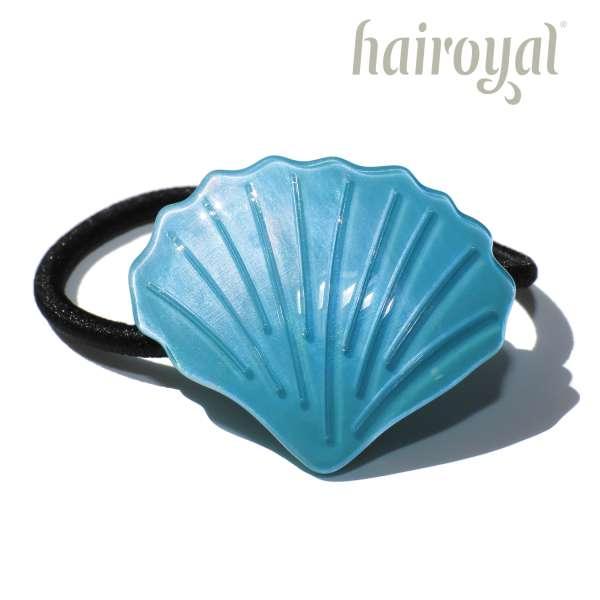 Hairoyal hairtie seashell #ocean