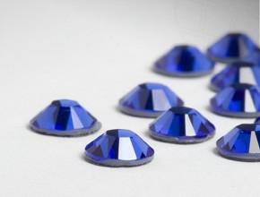Swarovski Eyelash Crystals #Sapphire 40 Pieces