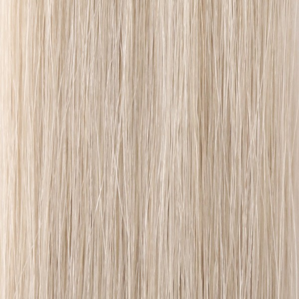 she by SO.CAP. Clip-on-Weft #60 (light blonde ash)