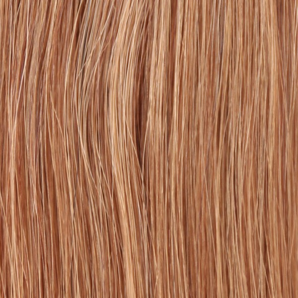 she by SO.CAP. Weft #28 straight (light blonde copper red)