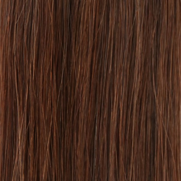 she by SO.CAP. Extensions #8 straight 40/45 cm (dark blonde)