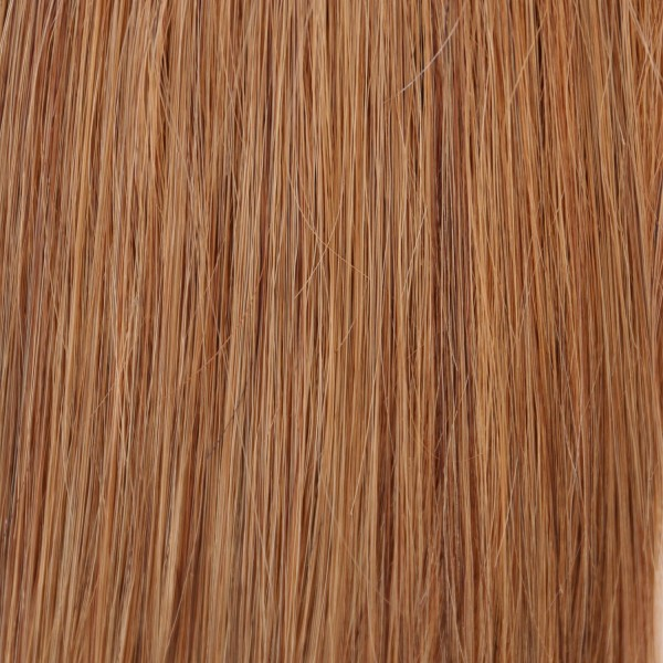 Hairoyal SkinWeft #14 glatt (Dunkel-Goldblond)