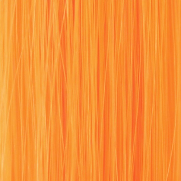 Hairoyal Synthetic-Extensions #Orange