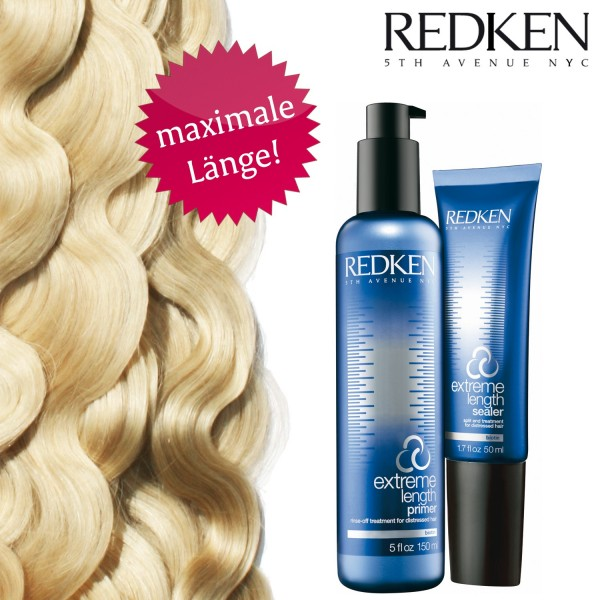 Redken EXTREME LENGTH Set of Primer and Sealer