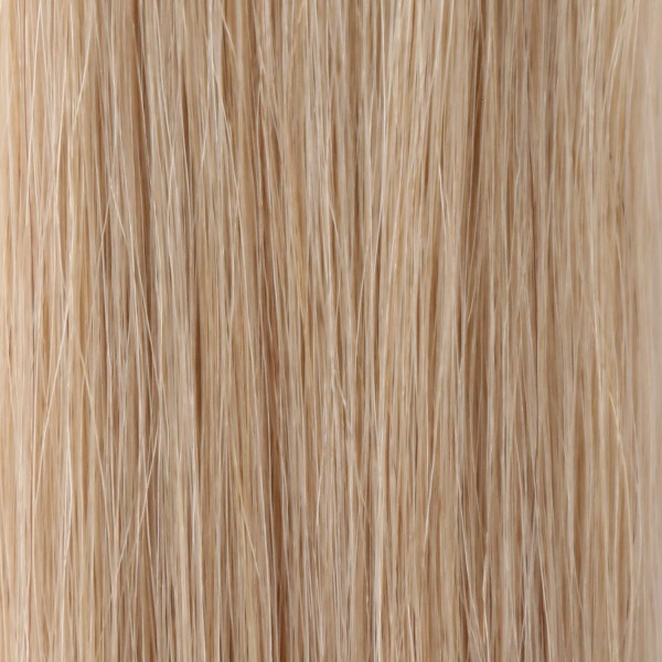 she by SO.CAP. Extensions #101 straight 50/60 cm (medium blonde ash)