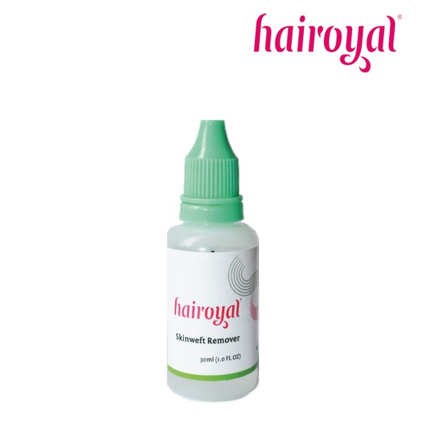 Hairoyal Remover for Invisible Tape 1 Bottle