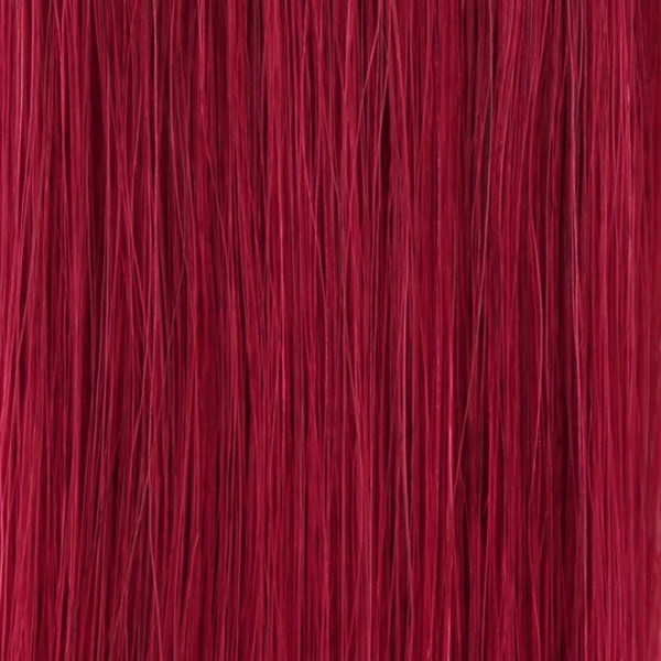 she by SO.CAP. Clip-on-Weft #530 (burgundy)