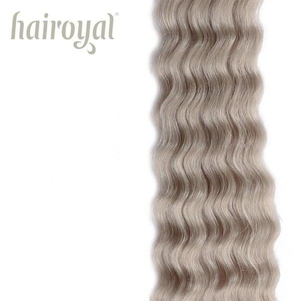 Hairoyal luxus linie 50 cm #59 Jerry Curl (very light ash blonde)