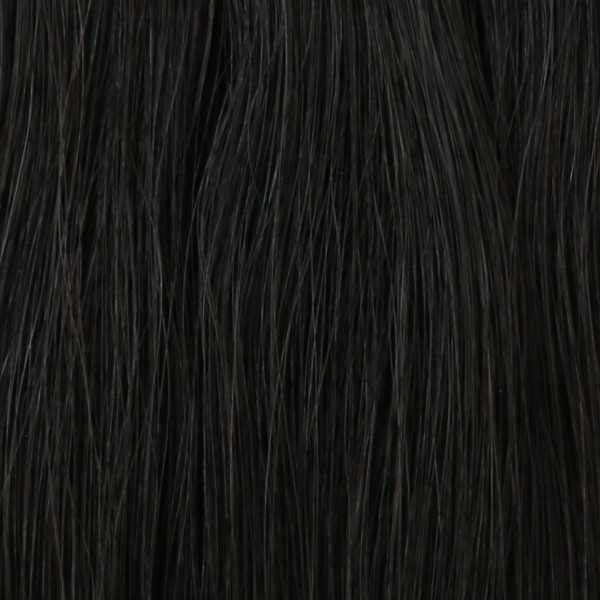 she by SO.CAP. Tape Extensions #1b - 50/60 cm (off black)