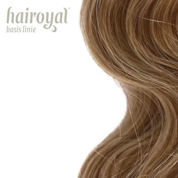 Hairoyal Extensions #14 wavy (light blonde)