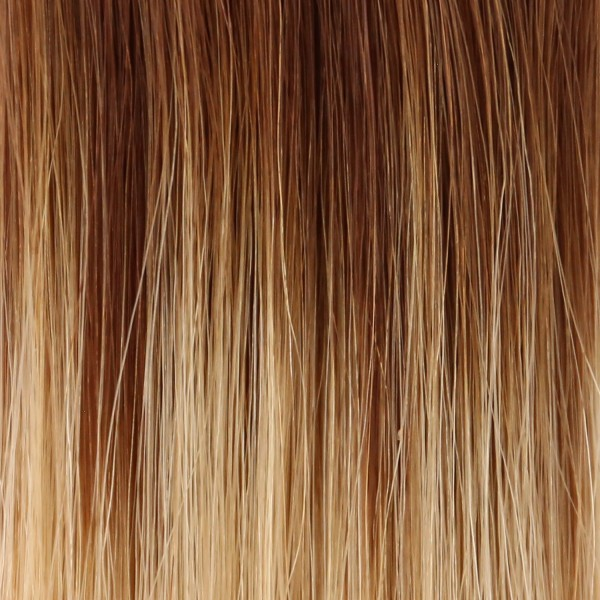 she by SO.CAP. Extensions #T10/DB2 - 50/60 cm Shatush Effect