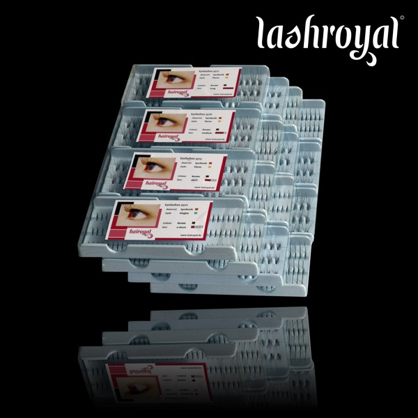 Lashroyal Refill Box Singles & Flares for 70 - 90 customers